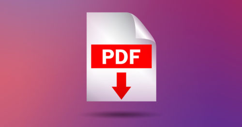 How to Save One Page of a PDF