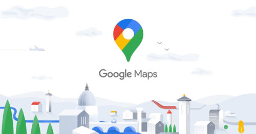 How to save Google Maps Location as PDF