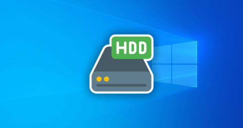 How to Turn Off Hard Disk When Idle in Windows 10